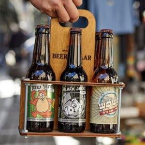 מארז בירות קראפט של Beer Bazaar