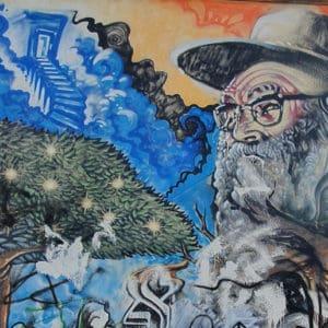 סיור גרפיטי ירושלמי