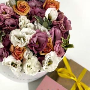 פרחים מחנות הבוטיק