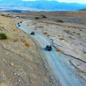 טיול רייזרים RZR זוגי בהרי אילת
