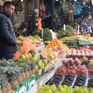 כרטיס טעימות זוגי לאחד משווקי האוכל של תל אביב