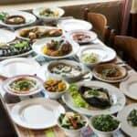 ארוחה במסעדת הבית בעין חוד - מחיר למבוגר